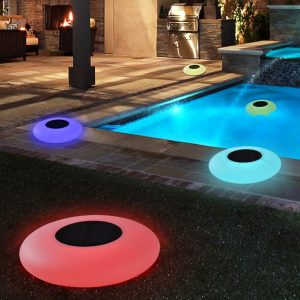 Blibly Swimming Pool Lights Reviews and User Guide