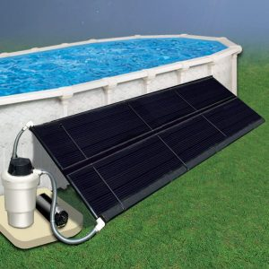 Doheny's 5' x 10' (Two 2.5 x 10 Panels) Space Saver Solar Heating Collector Reviews and User Guide