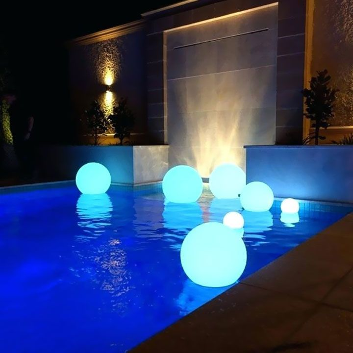 Best Solar Pool Lights