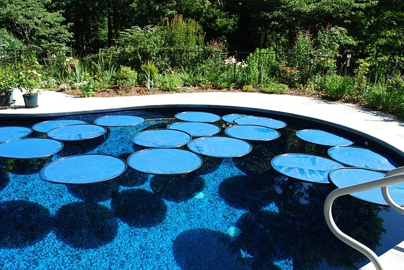 How Long Does Solar Cover Take To Heat Pool Water?